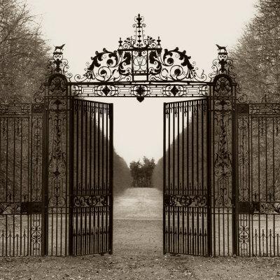 Gate-